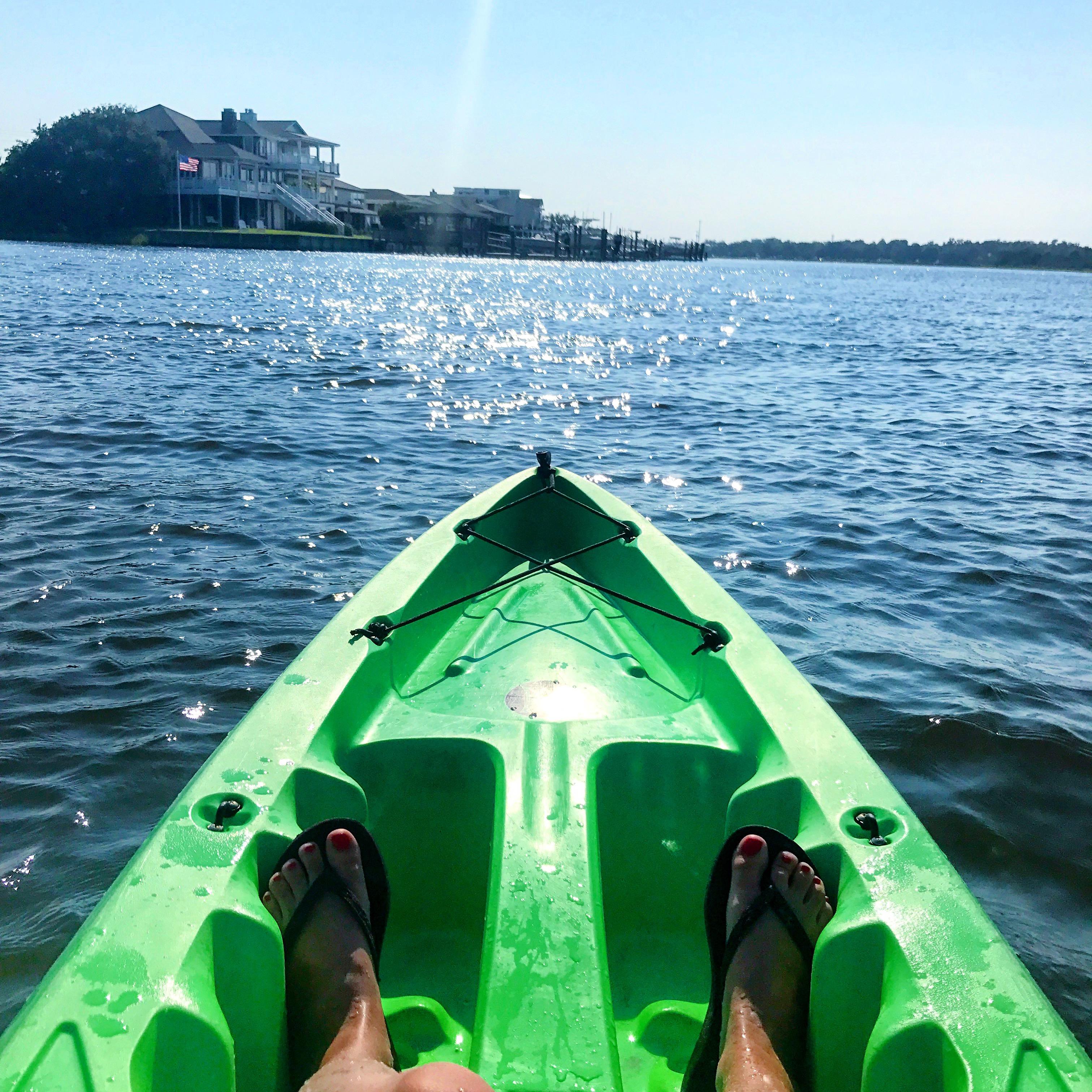 North-Carolina-Kayaking